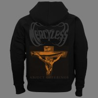 "MERCYLESS ""Abject Offerings"" HOODED SWEAT SHIRT"
