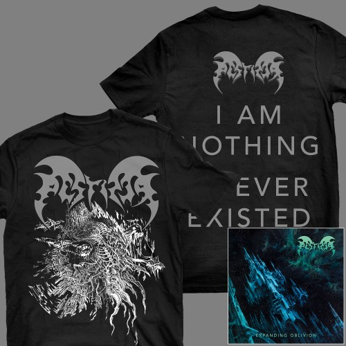 "PESTIFER ""Expanding Oblivion"" T-SHIRT+CD"