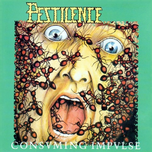 "PESTILENCE ""Consuming Impulse"""