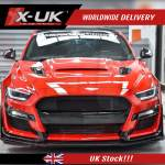 Ford Mustang 2015 2017 Shelby Gt500 Style Body Kit Conversion