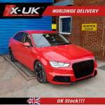 Rs3 Style Front Bumper Upgrade For Audi A3 S3 Rs3 8v 2012 2015 Saloon