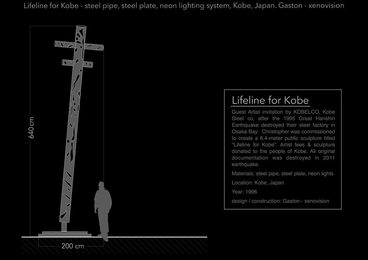 Lifeline for Kobe - © xenovision@xenovision.net