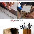 Lapicientos: Reciclando lápices viejos