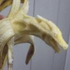 Fotografía: Esculturas de plátano.