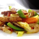 Receta del día: Verduras al wok
