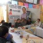 Garantiza Ramírez Pineda promover un Plan de Desarrollo Integral para La Mixteca
