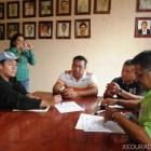 Retiran unidad de motor y equipo de radiocomunicación a delegación del IEPC en la Mixteca