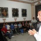 Colonias unidas nos sumamos a los esfuerzos de seguridad: López González