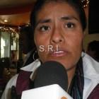 Participar en política es un derecho de mujeres: Cruz Mendoza