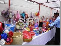 Productos artesanales de la Mixteca