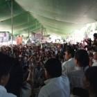 Camacho Quiroz toma protesta a candidatos del PRI a diputados y presidentes municipales