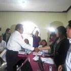 Entregan constancia de mayoría a Luis de Guadalupe como presidente electo