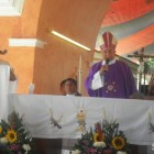 El Obispo Diocesano encabezó la misa de los Fieles Difuntos