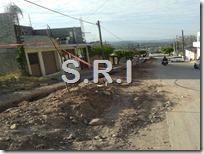 Denuncian atraso de obra en Alta Vista de Juárez