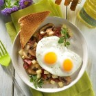 Receta del día; Desayuno Para Mamá