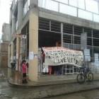 Defraudados de corporativo Azteca se apoderan de inmuebles en Huajuapan