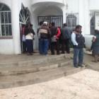 Exigen habitantes de Ocotepec justicia por asesinato de exedil