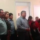 Desplazadas triquis retienen a funcionarios de la Segego en Huajuapan