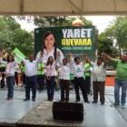 Designa PVEM a Yaret Guevara como enlace legislativo