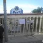Llevan a cabo paro de labores escuelas de la UABJO en Huajuapan