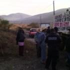 Pobladores de Tlacotepec bloquean carretera Huajuapan – Juxtlahuaca