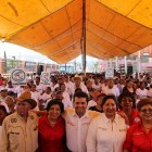 Vamos a culminar los hospitales olvidados en el distrito de Huajuapan: Vera Carrizal