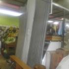 Surgió un conflicto entre uniones del mercado Porfirio Díaz, por no respetar giro comercial