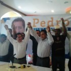Se unen transportistas a campaña de Pedro Silva