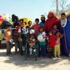La Mejor festeja a los niños en el Día de Reyes