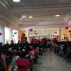 Gobierno estatal y municipal festejan el Día de las Madres en Huajupan