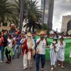 Participara el año viejo en el desfile de los Pueblos Indígenas