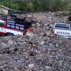 Deja deslizamiento daños en 27 viviendas de Juxtlahuaca