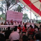Realizan primera Audiencia Pública en la agencia La Junta