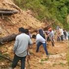 Incomunicadas seis localidades a causa de lluvias en la Mixteca