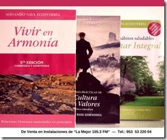 Libros Dr. Servando Nava