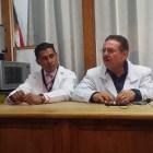 Hospitales afectados pero con servicios en Huajuapan