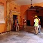 Realizarán demolición parcial del palacio de Huajuapan
