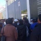 Se manifiestan antorchistas en Oaxaca, exigen liberación de recursos para comunidades mixtecas