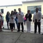 Ponen en funcionamiento clínica alterna en Guadalupe de Ramírez