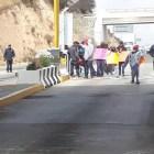 Desalojan a manifestantes de la caseta de Suchixtlahuaca