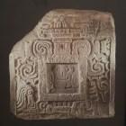 Descubren piedra legendaria en Tecomaxtlahuaca