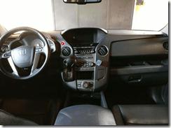 EN VENTA:  HONDA PILOT 2012 TOURING 4WD