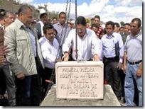 Exige edil terminación de hospital en Chilapa