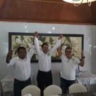 Mi proyecto avanza y ganaremos el primero de julio, asegura García Najera