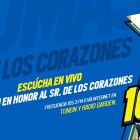Transmisión EN VIVO Procesión en Honor al Señor de Los Corazones