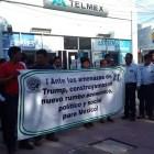 Piden telefonistas a próximo gobierno frenar la reforma de telecomunicaciones