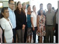 Seguiremos trabajando para Huajuapan; Presidente de Flechador del sol