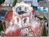 09 NOV 18 Piden continuar reconstrucción de la iglesia en Tacache de Mina