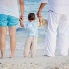 La familia principal necesidad en la vida de los niños