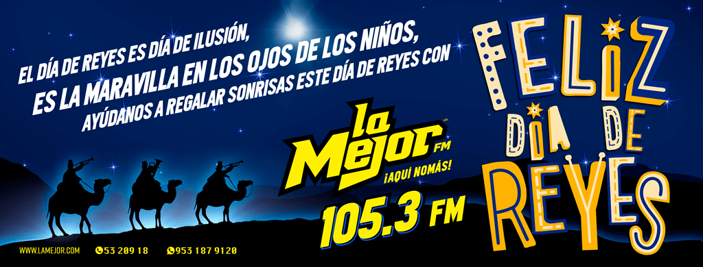 Feliz Día De Reyes Sri Sistema Radiofónico Informativo